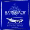 HANNABACH 827HT 高張力佛朗明哥古典吉他弦【古典弦專賣店/尼龍弦/827-HT】