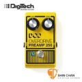 效果器 | DigiTech DOD250 失真效果器【DOD 250/Legendary analog overdrive preamp effect pedal with true-bypass and LED】