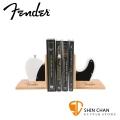 Fender 電吉他 書架/書擋(Fender 原廠電吉他材質製造)Fender TELE BODY BOOKEND 白色