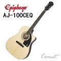 Epiphone AJ-100CE 可插電民謠吉他 (電木吉他/AJ100CE)
