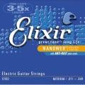 Elixir頂級電吉他弦-Nanoweb(12102)(11-49)【吉他弦專賣店/進口弦】