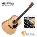 Martin DJR 全單板小吉他(DJRE)Dreadnought Junior 可插電木吉他/全單板(評價勝 GS MINI)附MARTIN 公司貨 原廠吉他袋