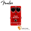 Fender Yngwie Malmsteen Overdrive Pedal 簽名款 失真效果器 原廠公司貨