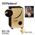 Roland 木箱鼓 ▷ Roland  電子箱鼓  EC-10 樂蘭 木箱鼓 Roland EC10 EL Cajon 電木箱鼓 / 公司貨(內建木箱鼓拾音器)
