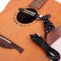 Guitar PU-33B 台灣製拾音器(民謠/古典吉他用)可調音量/音色