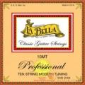 La Bella 10MT 現代10弦古典吉他專用弦 【十弦古典吉他專用弦/演奏專用弦/10-MT】