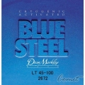 Dean Markley 2672 Blue Steel Cryogenic Bass  電貝斯/四弦(45-100)【貝斯弦專賣店/進口貝斯弦】