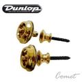 Dunlop SLS1032BR 安全背帶扣 (銅色)(U.S.A)