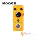 Mooer Yellow Comp 光電壓縮效果器【Optical Compressor Pedal】【Micro系列】【YC】