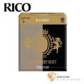 竹片►美國 RICO Grand Concert Select 豎笛/黑管 竹片 Evolution 3號 Bb Clarinet (10片/盒)【灰黑包裝】