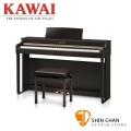 河合KAWAI CN-27 88鍵數位鋼琴 經典玫瑰木色 原廠總代理一年保固 電鋼琴(附贈KAWAI琴椅、譜架、耳機、原廠保證書)【CN27】
