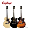Epiphone EJ-200CE 可插電面單板民謠吉他 【EJ200CE//EJ200SCE/電木吉他 】