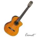 TAKAMINE TC-132SC 全單板可插電古典吉他【日本製/附原廠硬盒/真空管拾音器/TC132SC】