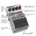 DigiTech  巨星簽名系列 Dan Donegan The Weapon效果器【DTEG-XAS-DD】