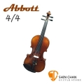 Abbott SN-300 小提琴 4/4(附琴弓、松香、肩墊、琴盒)【SN300】