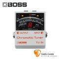BOSS TU-3S 迷你半音階調音器【Chromatic Tuner/TU3S】