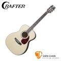 Crafter TM-035N 單板民謠吉他 韓國廠 附原廠厚琴袋、Pick×2、移調夾、背帶【TM035N】