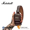 英國 Marshall Major II Bluetooth (棕色/咖啡)無線藍牙耳機/內建麥克風 公司貨 藍芽耳罩式耳機 送獨家英國倫敦吉他Pick組