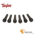 taylor吉他弦釘 ▻ Taylor 黑檀木民謠吉他弦釘 音色升級 型號: 80100【Taylor吉他原廠/Bridge Pins】