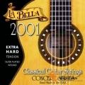 吉他弦 ► La Bella 2001 EXH 超高張力古典吉他弦【古典弦專賣店/尼龍弦/2001-EXH】