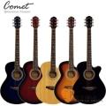 Comet C-460 入門首選A+級 切角民謠吉他 【木吉他/自彈自唱必備/C460】