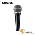 shure麥克風 ▷ Shure PGA48-XLR 人聲/演講專用 動圈式麥克風 附麥克風線【PGA-48】