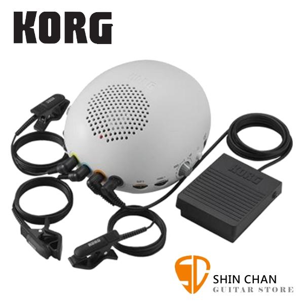 Korg Cliphit CH-01 隨身電子鼓 原廠公司貨【CH01/附拾音夾x3、腳踏開關x1】