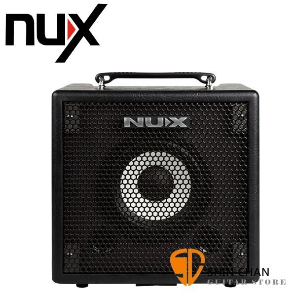 Nux Mighty Bass 50BT 貝斯藍牙50瓦音箱【原廠公司貨一年保固/Mighty Bass-50BT】