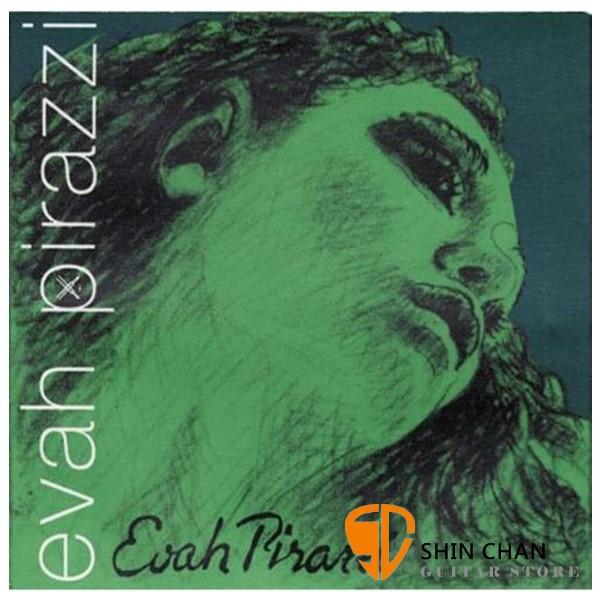 德國 Pirastro Evah Pirazzi 小提琴套弦 4/4 專用【綠美人/鋼E弦】