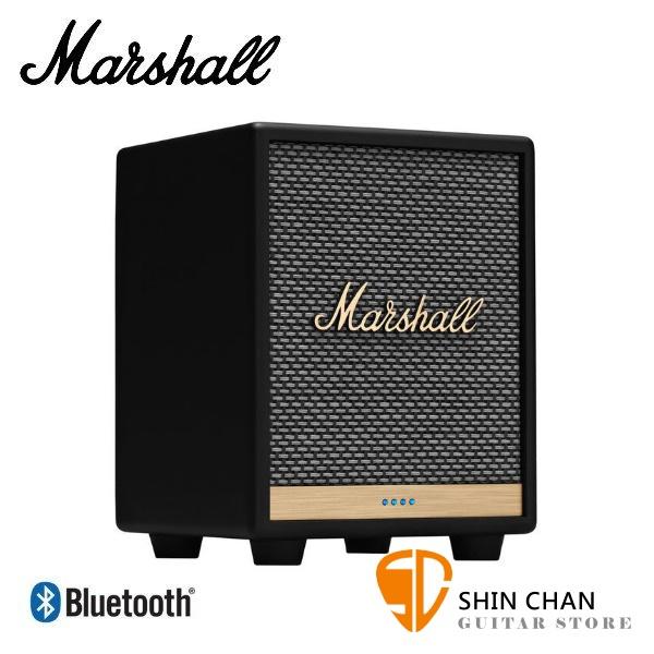 Marshall Uxbridge Voice 藍牙喇叭 經典黑色 智慧喇叭 / Google 助理 支援 藍牙 Airplay2 / Spotify Connect 台灣公司貨