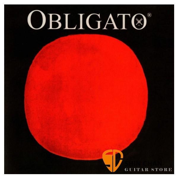 德國 Pirastro Obligato 小提琴套弦 4/4 專用【金E弦】