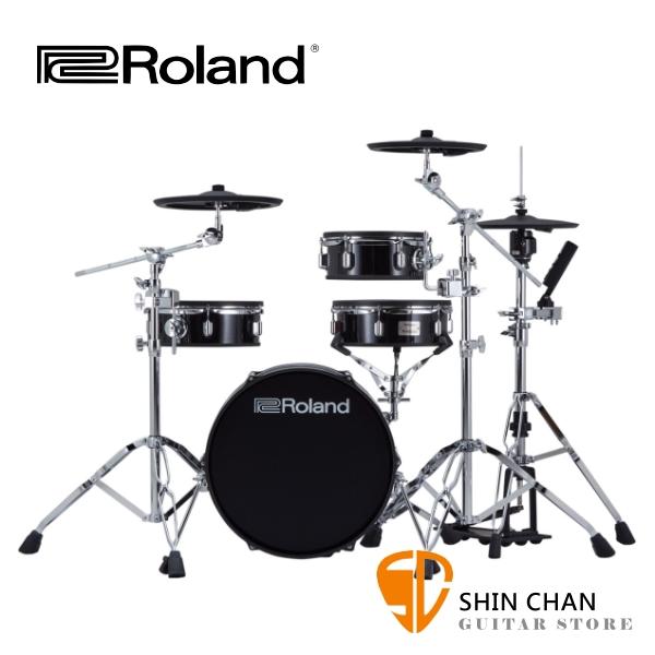 Roland VAD103 傳統鼓肚電子鼓/全數位套鼓 浮動式 Hi-Hat 附大鼓踏板/鼓椅/鼓棒/Hi-Hat 架/小鼓架/原廠公司貨一年保固