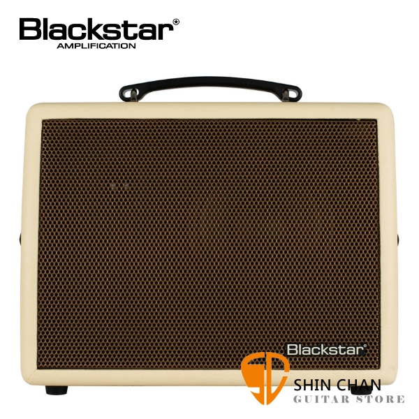Blackstar Sonnet 60 60瓦木吉他/人聲音箱 藍牙音樂功能 經典白 原廠公司貨 一年保固