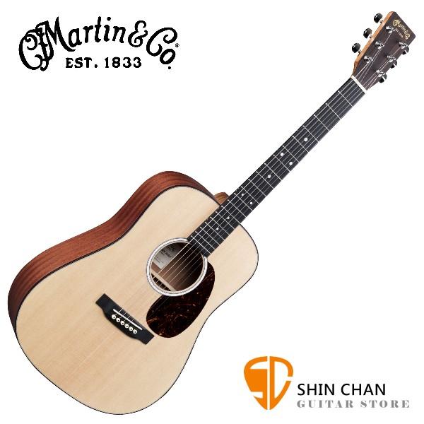 Martin DJR10 38吋 全單板小吉他 Dreadnought Junior【附贈原廠琴袋/DJR-10】