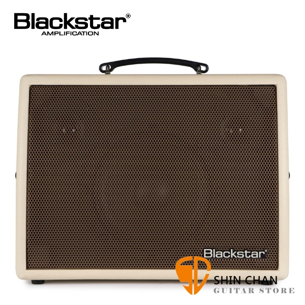 Blackstar Sonnet 120 120瓦木吉他/人聲音箱 藍牙音樂功能 內建+48V幻象電源 經典白 原廠公司貨 一年保固