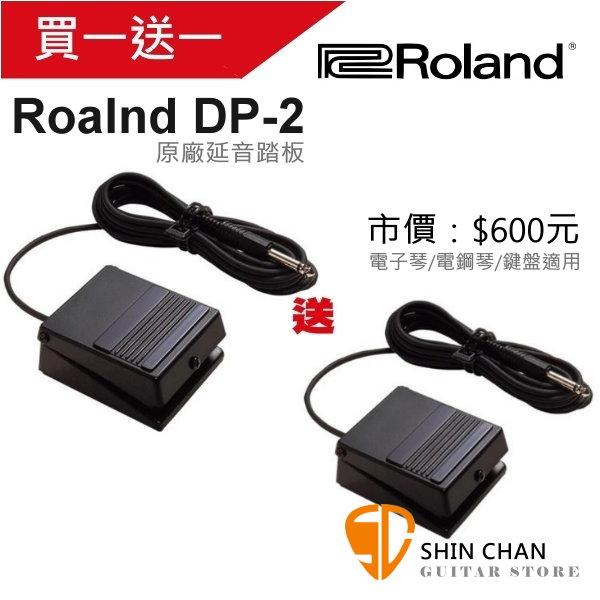 延音踏板 買一送一 | Roland 延音踏板 DP-2  (適合Roland 鍵盤樂器 / YAMAHA鍵盤樂器)DP2/錄音開關切換