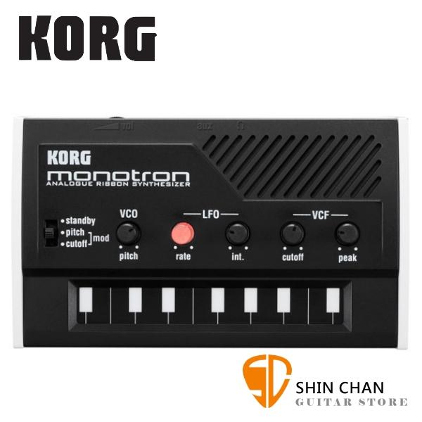 Korg Monotron Analogue Ribbon Synthesizer 迷你模擬合成器