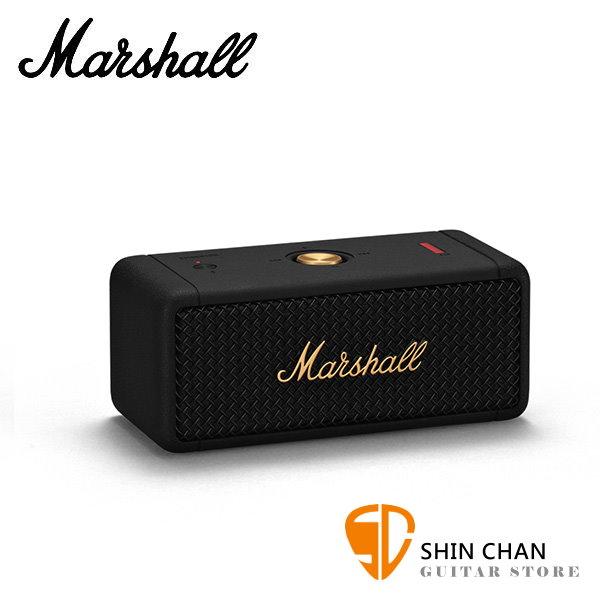 Marshall Emberton 限量古銅金 藍牙喇叭 / 古銅黑 黑金 台灣公司貨
