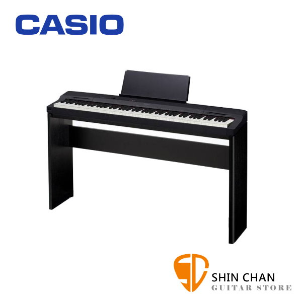 CASIO 卡西歐 PX-160 BK 88鍵數位電鋼琴 另贈好禮 PX160