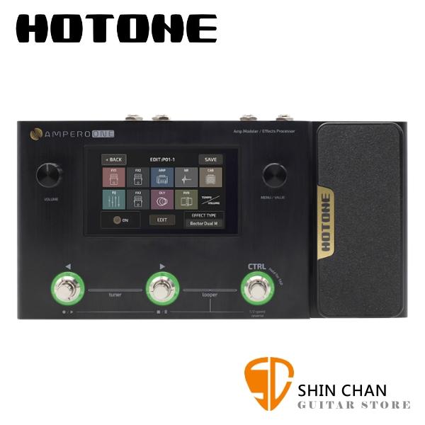 HOTONE AMPERO ONE 綜合效果器【擴大機模擬】