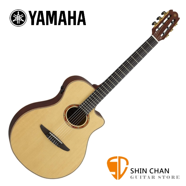 YAMAHA 山葉 NTX3 全單板 可插電古典吉他 原廠公司貨 附輕體盒【專為民謠吉他和電吉他手設計/細琴頸好握/琴身舒適】