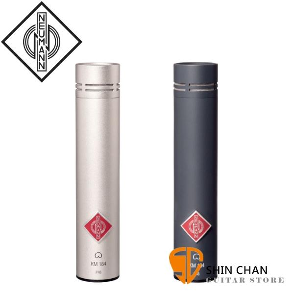 德國 紐曼 Neumann KM184 電容式麥克風 單一支 心形指向 適用於現場樂器收音 KM-184 台灣公司貨保固
