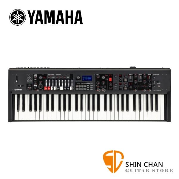 YAMAHA 山葉 YC61 61鍵全方位舞台鍵盤 原廠公司貨 一年保固【VCM管風琴音色/Yamaha 配置打造管風琴引擎】