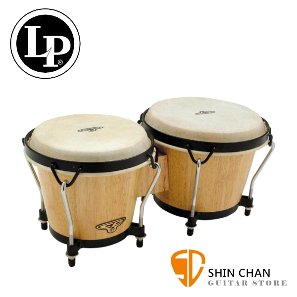 LP品牌 LP-CP221-AW Bongo 邦哥鼓 6吋+7吋【LP-CP221 AW/拉丁鼓/手鼓/Latin Percussion】