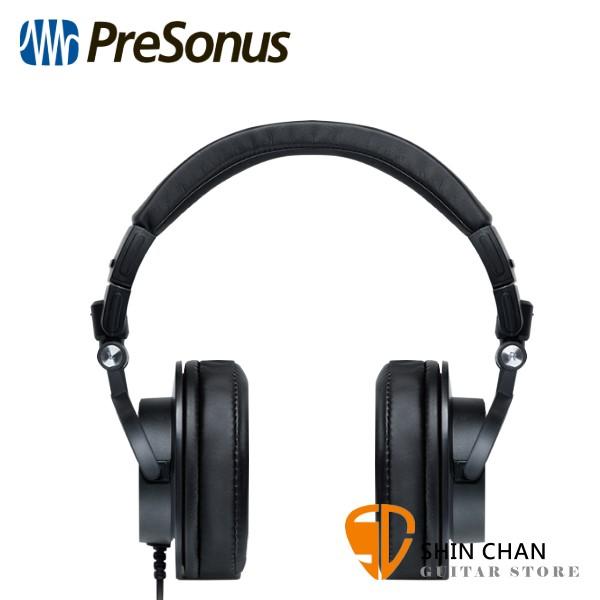 Presonus HD9 耳罩式耳機【附收納袋 & 轉接頭/原廠公司貨】