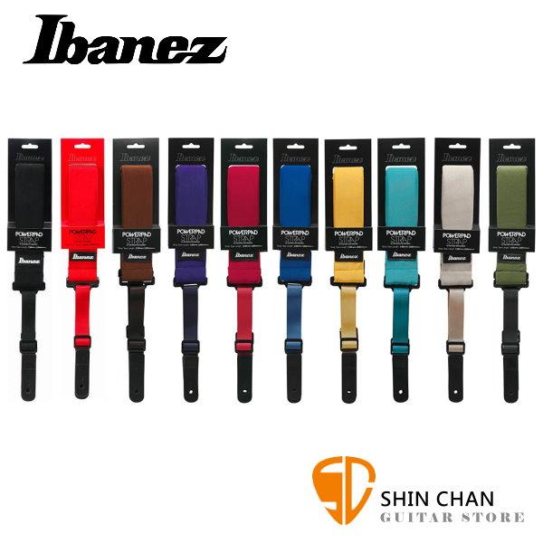 Ibanez POWERPAD Strap 原廠背帶【電吉他/木吉他/民謠吉他皆適用】