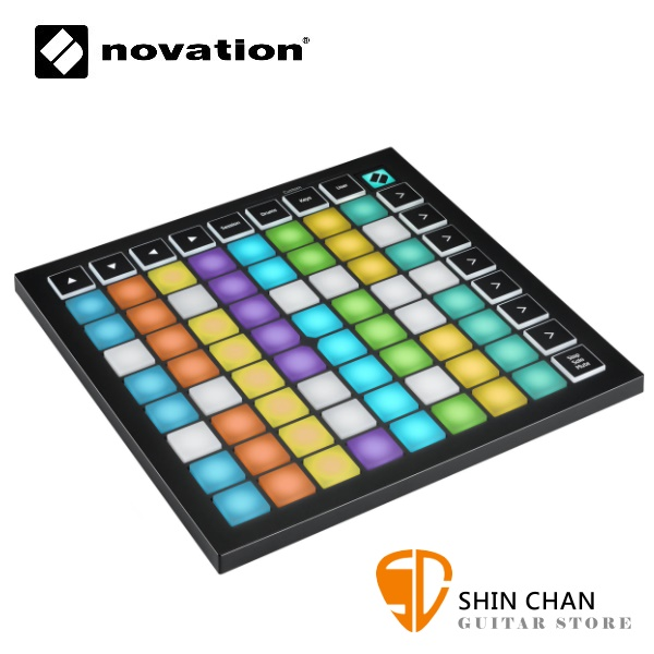 全新3代 Novation Launchpad Mini MK3 MKIII 控制器 midi pad / MIDI controller 台灣公司貨保固