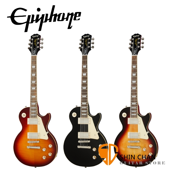 Epiphone Les Paul Standard 60s 電吉他 附贈吉他琴袋、Pick、導線、吉他背帶、琴布【Gibson副廠】