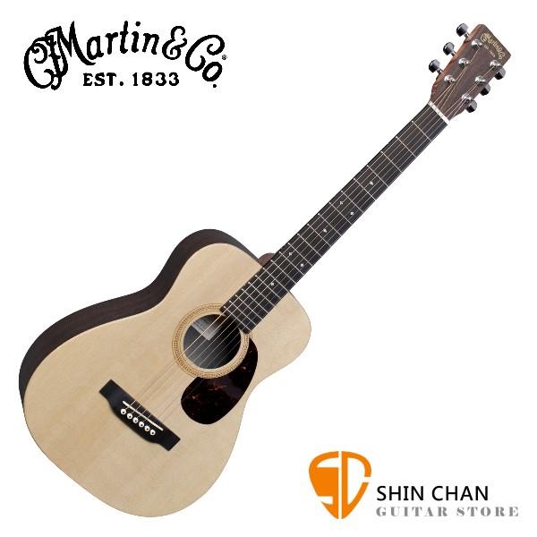 Martin LX1RE 36吋 可插電 面單板旅行吉他/小吉他【電木吉他/OM桶身/附贈原廠琴袋/LX-1RE】