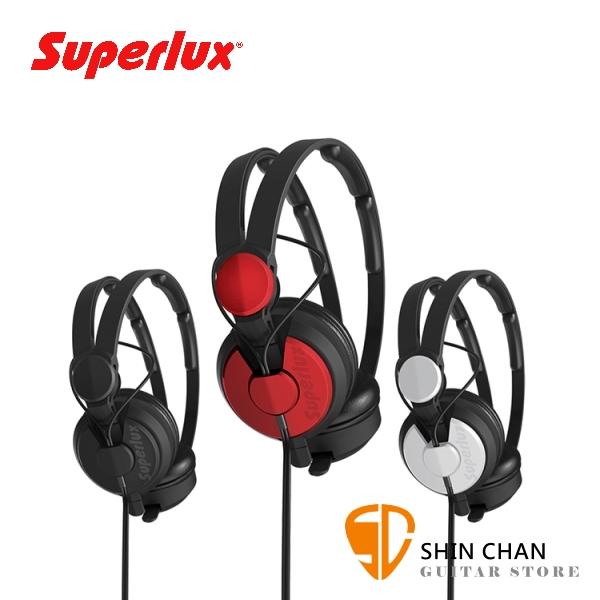Superlux HD562 耳罩式耳機 附收納袋 轉接頭 絨布耳罩